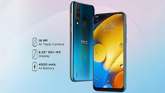 Ponsel Anyar Dari HTC Dikabarkan Telah Kantongi Izin Bluetooth Dan WiFi