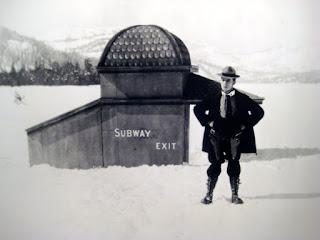 Cortometraje El Polo Norte Online - Buster Keaton