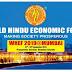 The World Hindu Economic Forum 2019 was held at Mumbai, Maharashtra.