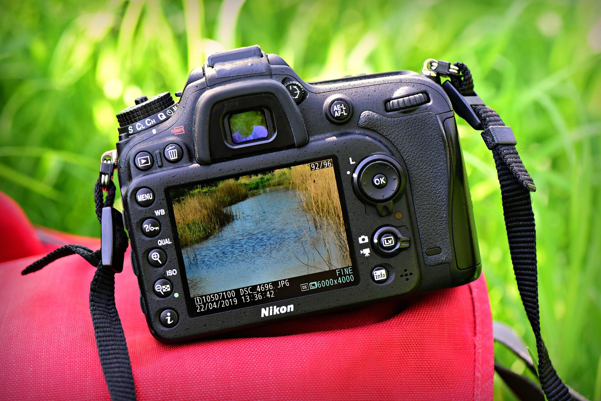 Kilka słów o Nikon D7100