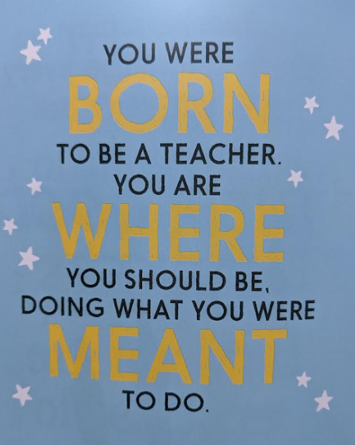 What It Means to Be a Teacher - excerpt