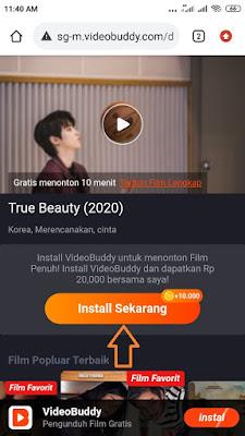 Cara Menghasilkan Uang di VideoBuddy