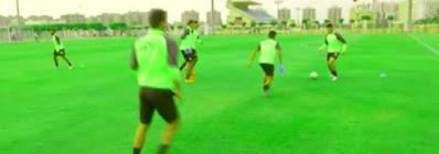 تدريبات منتخب مصر تحت 23 عاماً