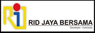 Lowongan Kerja PT Rid Jaya Bersama