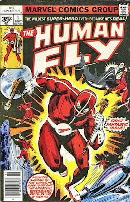 The Human Fly #1