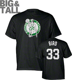 los angeles 465e8 d204d Big and Tall Jerseys: Big and Tall Boston Celtics T-Shirts ...