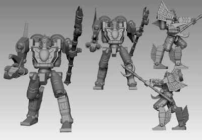 King Gills Mech picture 1
