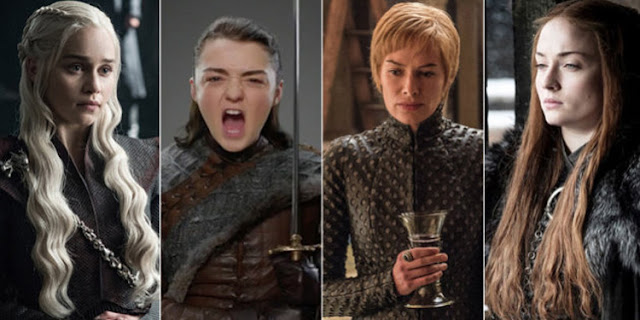 Series Feministas. Juego de Tronos