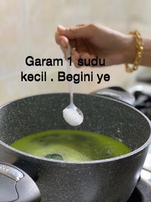 Resepi Tepung Pelita bazar ramadan