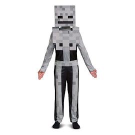 Minecraft Skeleton Classic Costume Disguise Item