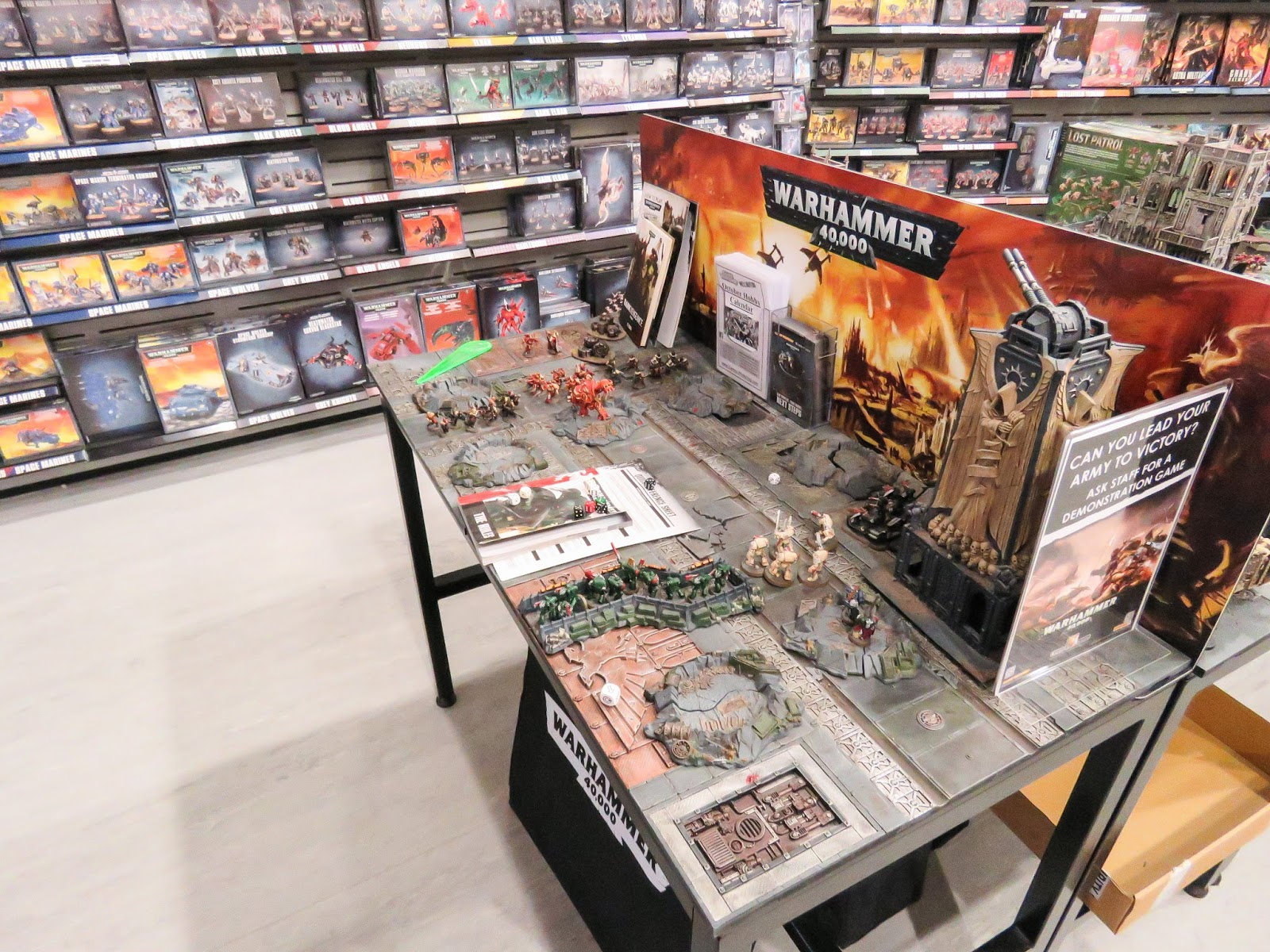 Games Workshop Banjo Unchained Games Workshop Wellington New Zealand