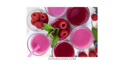 Bisnis minuman Jus Buah Alpukat tomat pop ice