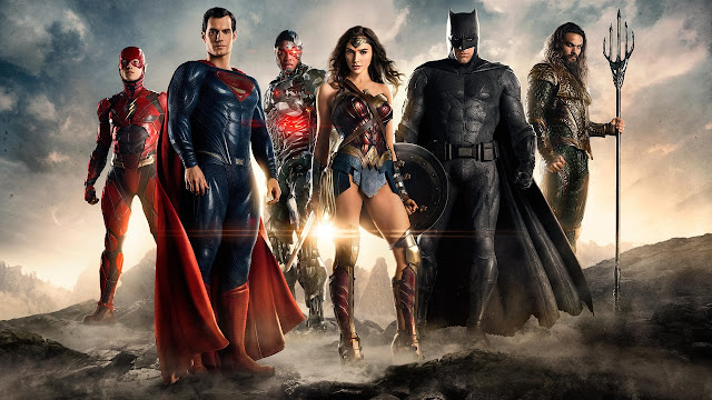 justice league dawn of justice