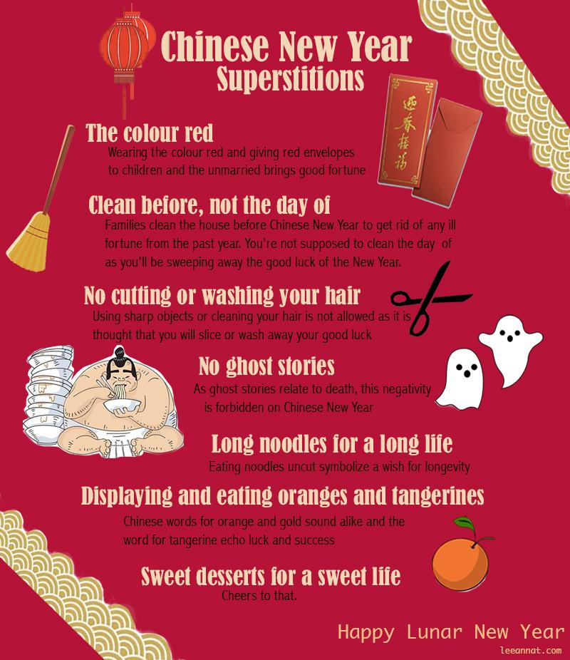 happy chinese new year happy - Chinese New Year Superstitions