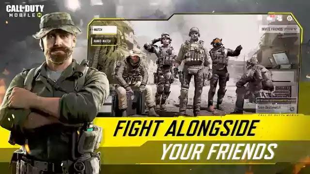 تحميل لعبة اندرويد Call Of Duty هاتف محمول
