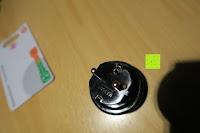 Adapter vorne: Andrew James 3,5L Sizzle to Simmer 2 in 1 Digitaler Schongarer mit Entnehmbarer Aluminiumbratpfanne – Zum Braten, scharf Anbraten, Sautieren und Dämpfen – 2 Jahre Garantie