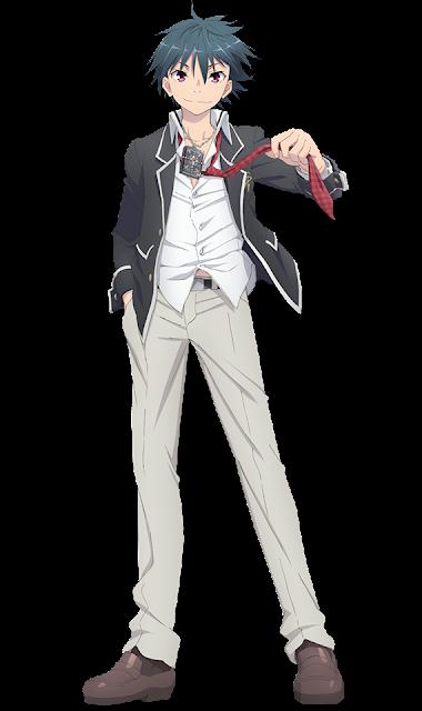Trinity Seven: Arata Kasuga