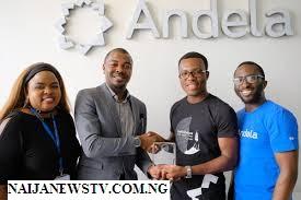 Andela Nigeria Internship Programme Recruitment 2019