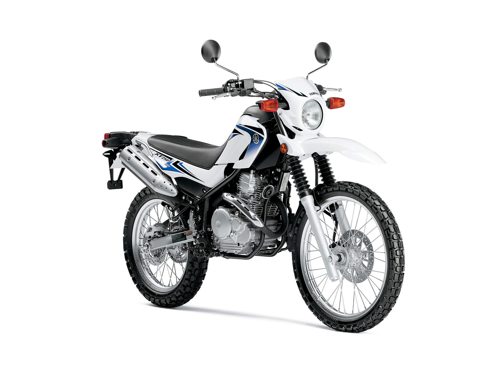 YAMAHA motorcycle wallpaper. 2012 XT250