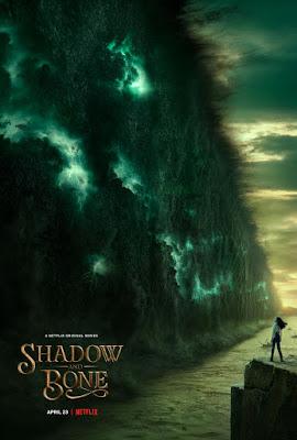 Sombra y hueso - Poster La nueva serie de fantasía de Neflix