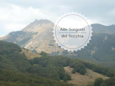 trekking alle sorgenti del Secchia: il Monte Alto