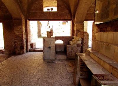 Ρωμαϊκά θερμοπώλια (ταχυφαγεία)