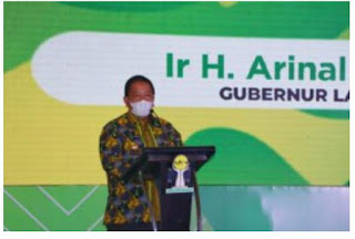 Gubernur Arinal Buka Musda XIV HIPMI Lampung