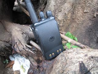 HT Motorola GP338 Plus VHF Baru Barang Sisa Stok