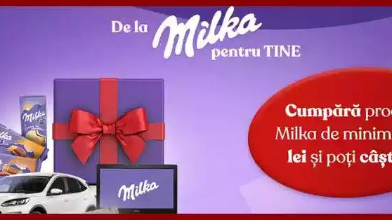 Câștigători Concurs MILKA 2020 FORD KUGA. Înscrieri pe pentrutine.milka.ro sau SMS la 1844