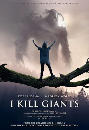 I Kill Giants (BRRip 720p Ingles Subtitulada) (2017)