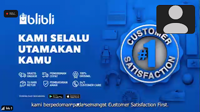 exclusive partner aplikasi blu