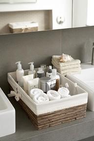 Ideas para ordenar despachos y baños