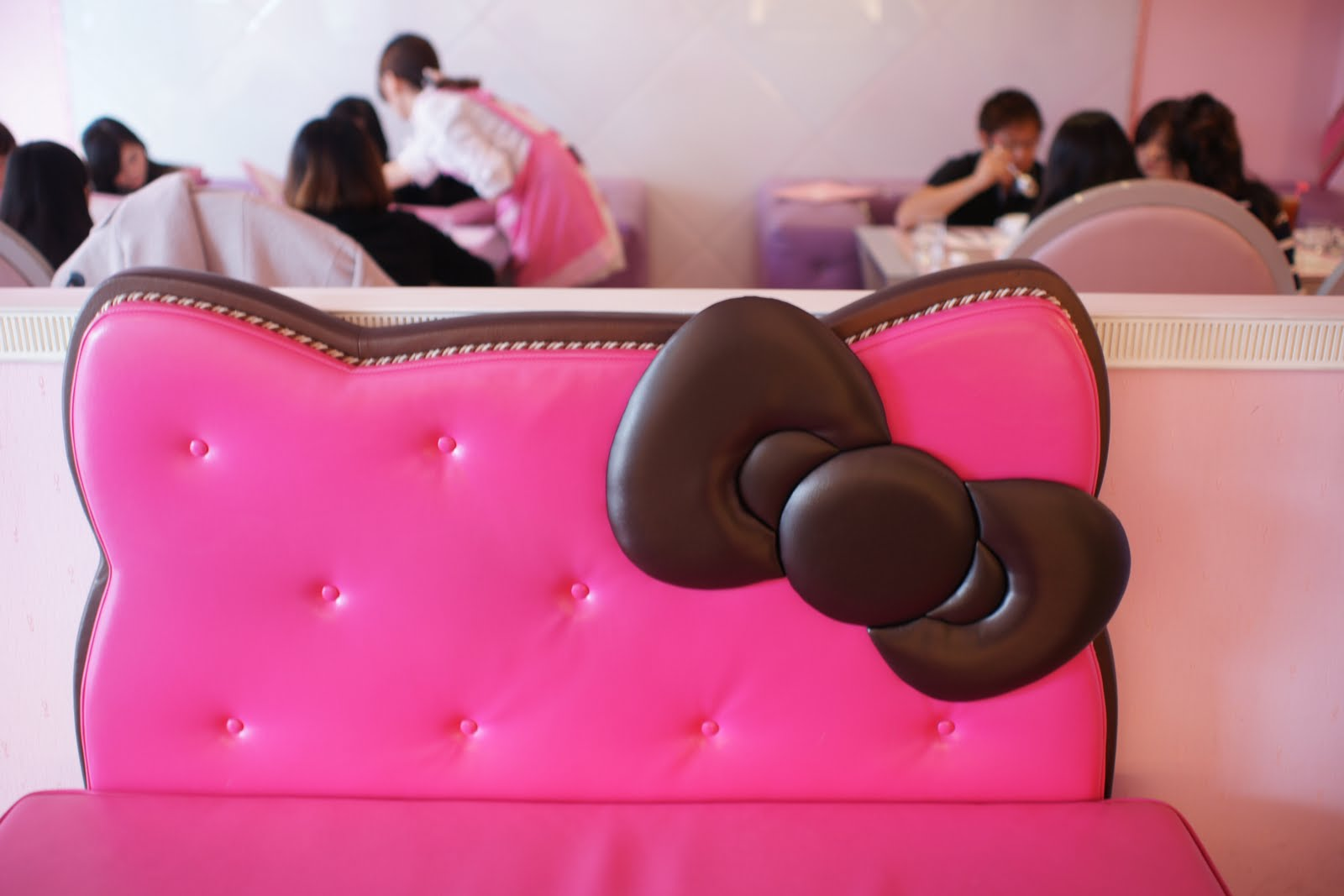 Hello Kitty High Chair Wedding Chairs Hire Perth A Hungry Girl 39s Guide To Taipei Desserts Western I