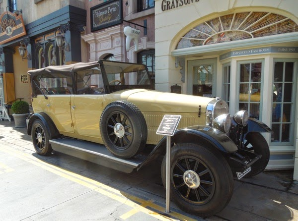 The Mummy 1931 Duesenberg Model J movie car