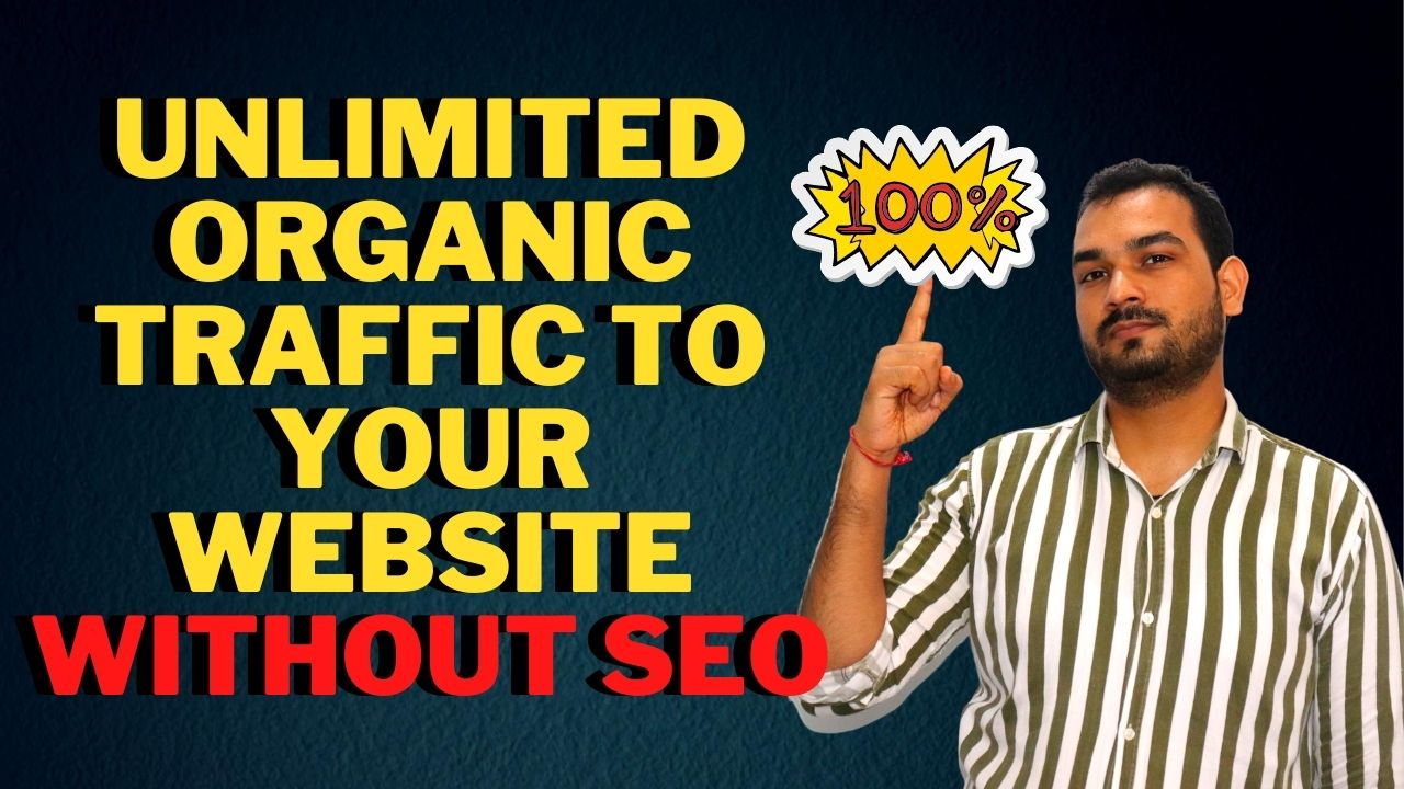 how-to-get-organic-traffic-in-your-website