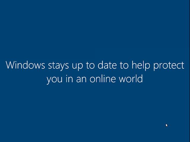 Install Windows Selesai