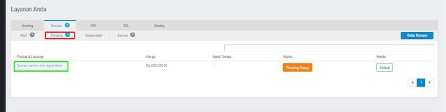 cara beli domain di niagahoster dengan mudah dan cepat