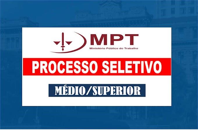 MPT-RJ tem inscrições abertas para Processo Seletivo. Saiba mais