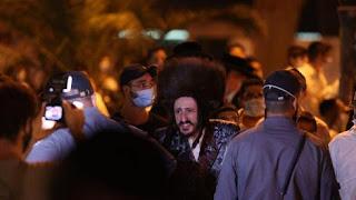 Ultraortodoxos fazem protestos em todo país