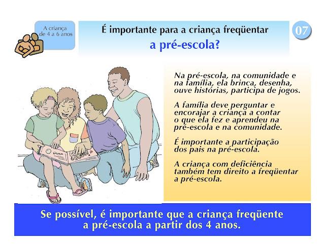 comportamento infantil 4 a 6 anos