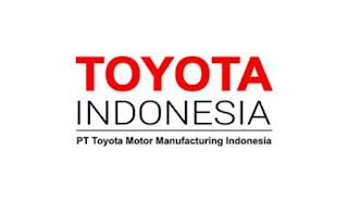 LOKER Lowongan Kerja SMK Magang PT Toyota Motor Manufacturing Indonesia (TMMIN)