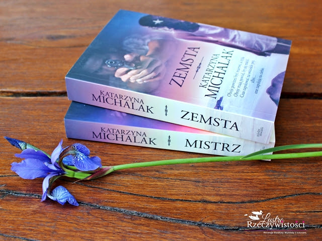 Zemsta – Katarzyna Michalak. Mafia nigdy nie zapomina.