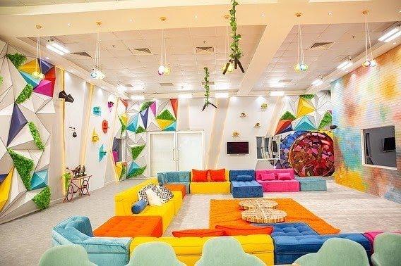 Checkout colourful rooms and garden set to host the Season 6 BBNaija housemates