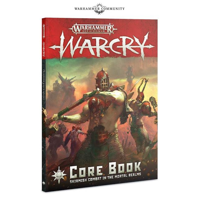 Reglamento Basico WarCry