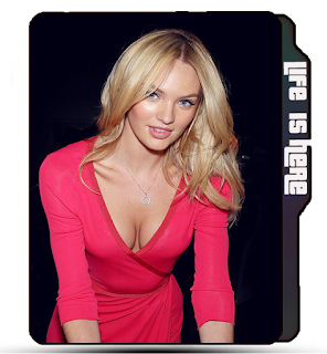 Blonde girl, celebrity folder icon, actress folder icon, nice girl curves, hot cleavage girl, model folder icon.