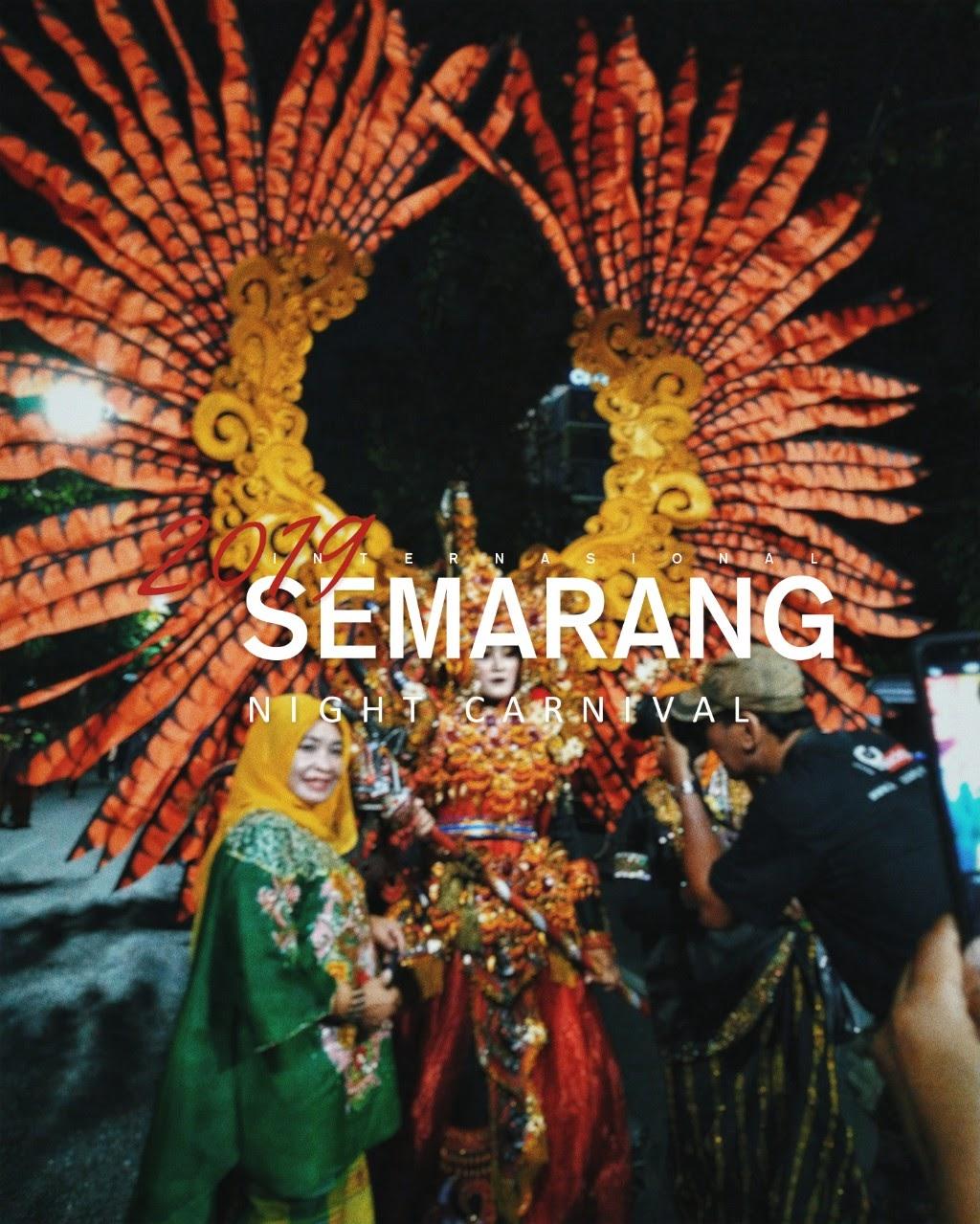 [Review Event] International Semarang Night Carnival 2019