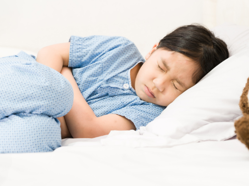 Apa penyebab anak 3 tahun sakit perut?