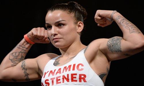 cewek berotot 13 Petarung Wanita UFC Paling Seksi dan Kuat