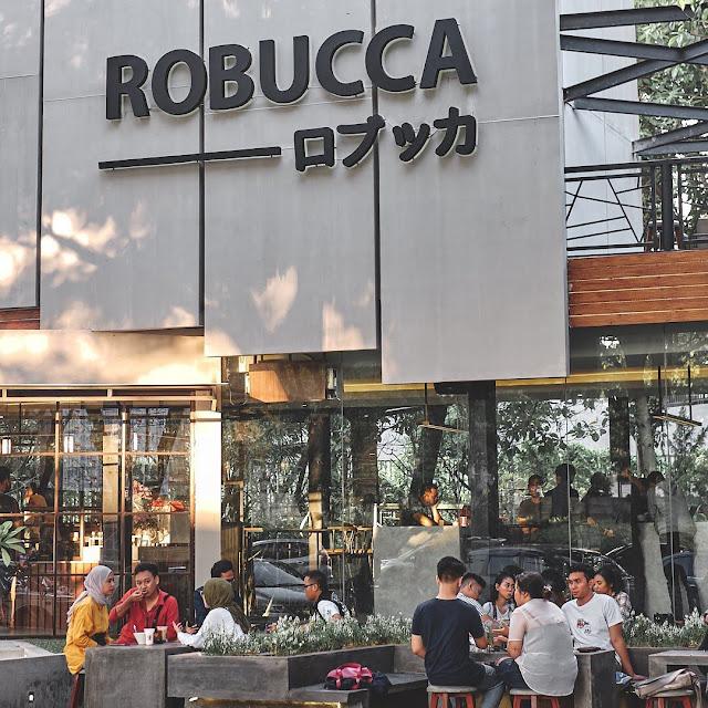 Cafe Robucca Malang