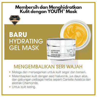 Youth Hydrating Gel Mask